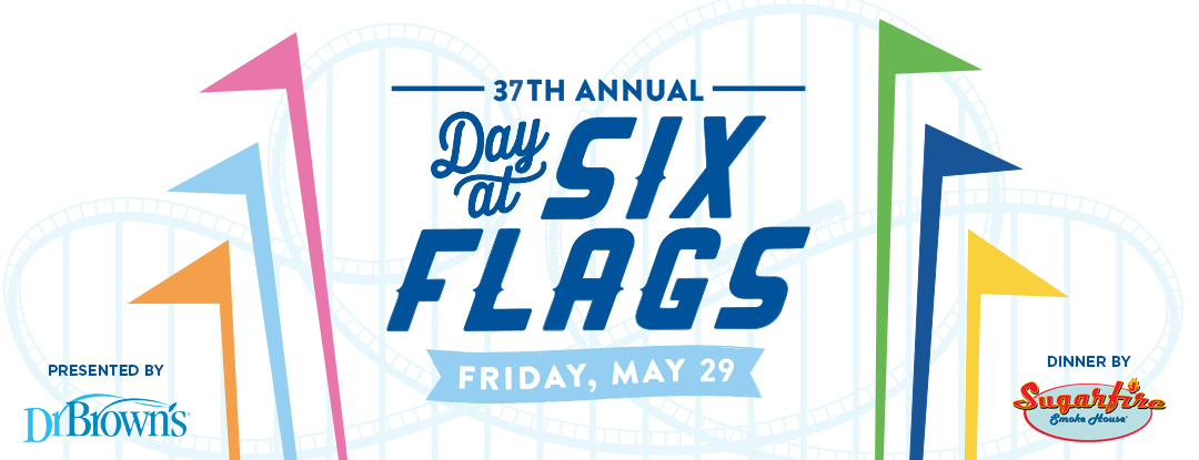 St. Louis Children's Hospital Day at Six Flags